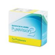 Bausch & Lomb PureVision 2 for Presbyopia 6 šošoviek
