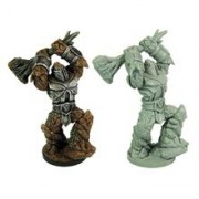 Figurina Dungeons And Dragons Collector's Series Earth Myrmidon