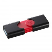 PENDRIVE KINGSTON DATA TRAVELER 106 128GB - USB 3.0 - LECTURA HASTA 130MB/S