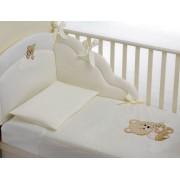 Baby Expert Комплект в кроватку Baby Expert Abbracci Trudi (4 предмета)