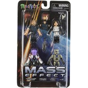 Diamond Select Toys Mass Effect Series 1 Minimates Box Set