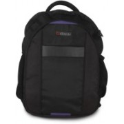 Bleu Laptop Bag - Sturdy - Black Purple 419 30 L Laptop Backpack(Black)