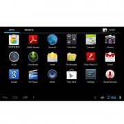 Tablet PC, 7,0 pouces, 512 Mo + 8 Go, Android 4.0, Allwinner A33 Quad Core 1,5 GHz (rouge)