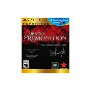 Game - Deadly Premonition: The Director's Cut - Favoritos - PS3
