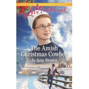 The Amish Christmas Cowboy