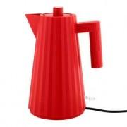 Waterkoker Plissé, rood