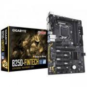 Дънна платка GIGABYTE B250 Fintech Mining, Socket 1151, ATX, DDR4, GA-MB-B250-Fintech