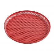HAY Perforated Dienblad - M - Red
