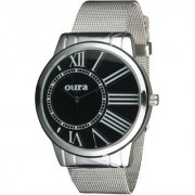 Oura Black Dial Pary-Wedding WIBCH-128 Metal Watch For Women