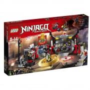 LEGO Ninjago, Cartierul general S.O.G. 70640