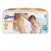Libero Newborn pelenka 2-5kg 44db