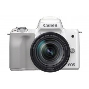 Canon EOS M50 + EF-M 18-150mm - Wit