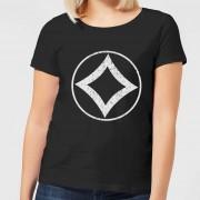 Magic The Gathering Colourless Mana Dames T-shirt - Zwart - S - Zwart