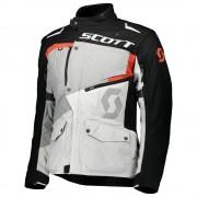 Scott moto Moto Bunda Scott Dualraid Dp Titanium Grey/orange Xxl (58)