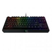 Клавиатура Razer BlackWidow X Tournament Edition Chroma, гейминг, механична, черна, USB