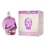 POLICE TO BE WOMAN EAU DE PARFUM 40ML VAPORIZADOR