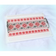 Tava lemn - motiv traditional - 1509