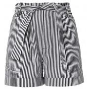 Q/S designed by Shorts pentru femei 41.904.74.4733.99G0 Black Stripes 40