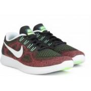 Nike FREE RN 2017 Running Shoes(Black)