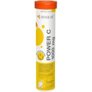 Sensilab Power C 1000mg - 20 Brausetabletten