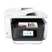 HP Officejet Pro 8720 Inkjet Multifunction Printer - Colour