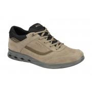 Ecco WayFly Schuhe grau grün Gore-Tex