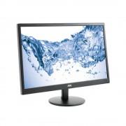 "Monitor 23.6"" AOC M2470SWDA2, FHD 1920*1080, MVA, 16:9, WLED, 178/178, 5 ms, 250 cd/m2, 50M:1/ 3000:1, VGA, DVI, headphone out, VESA, Speakers, Black"