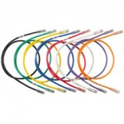 Cat 6 UTP patch cord Off White, 2m, RoHS complaint - NK6PC2MY