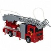 Dickie Toys Fire Rescue - Camion dei Pompieri Spruzzacqua