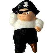 "Garbage Pail Kids MiniKins Series 2 Jolly Roger 1"" Minifigure #7 [Full Color]"