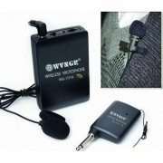Microfon wireless profesional tip lavaliera WG-101A
