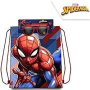Pókember tornazsák + napszemüveg