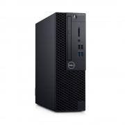 Desktop, DELL OptiPlex 3070 SFF /Intel i3-9100 (4.2G)/ 8GB RAM/ 1000GB HDD/ Win10 Pro + Mouse&KBD (N510O3070SFF)