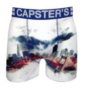 boxer capster's usa blanc