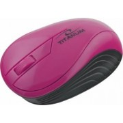 Mouse Wireless Esperanza TM115P 1000DPI Roz