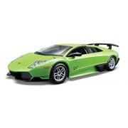 Bburago 1:24 Lamborghini Murcielago LP 670 4 SV, Green