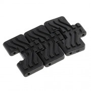 ELECTROPRIME® 1 Set Plastic Tank Track Model Accessories Material Kit Car Toy Models Part