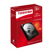 Toshiba Disco Interno TOSHIBA 3.5P 2TB P300 -HDWD120EZSTA