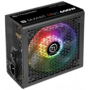 Sursa Thermaltake Smart RGB, 80 Plus, 600W