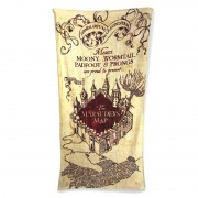Harry Potter Marauders Map Handduk i Bomull