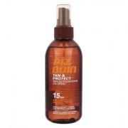 PIZ BUIN Tan & Protect Tan Accelerating Oil Spray protezione solare per il corpo SPF15 150 ml
