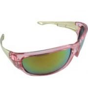 Polo House USA Oval Sunglasses(Green)