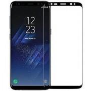 Samsung Galaxy S8 5D Original Black Tempered Glass Standard Quality