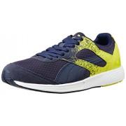 Puma Unisex FTR TF-Racer FR Peacoat and Sulphur Spring Mesh Running Shoes - 11 UK