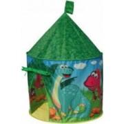 Cort de joaca pentru copii 3 ani - 8 ani Dino Castel