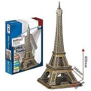 BuilDream 3D Puzzle Eiffel Tower 66 pieces
