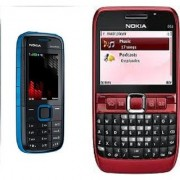 Refurbished Nokia E63 Nokia 5130 Mobile Phone ( 6 Months Warranty Bazaar warranty)