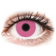 Maxvue Vision ColourVUE Crazy Glow Pink - sem correção (2 lentes)