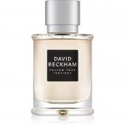 David Beckham Follow Your Instinct toaletní voda pro muže 75 ml