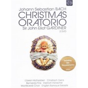 Video Delta Johann Sebastian Bach - Christmas Oratorio - DVD